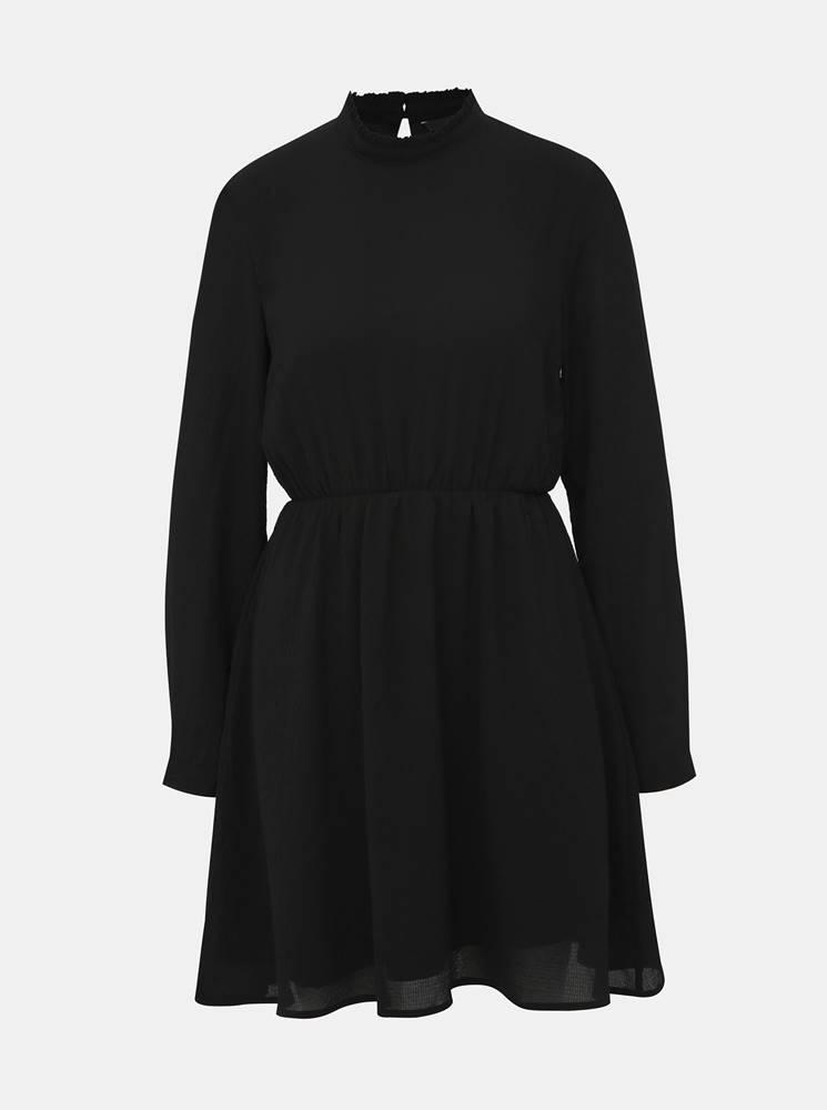 Vero Moda Čierne šaty VERO MODA Arwen