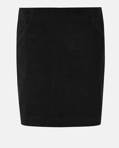 Čierna sukňa Tranquillo