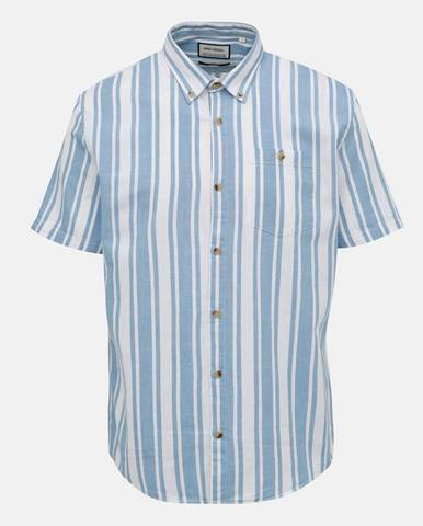 Svetlomodrá košeľa Shine Original
