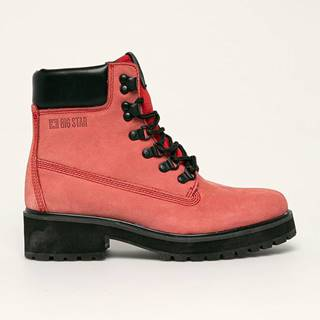Big Star - Členkové topánky