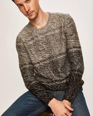 Sivý sveter ONLY & SONS