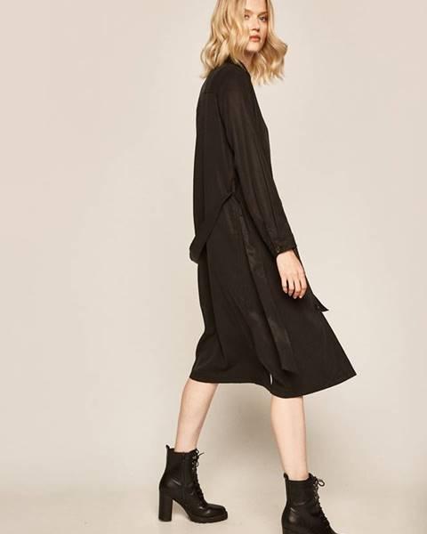 Čierne šaty MEDICINE