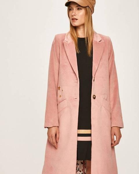 Ružový kabát Femi Stories