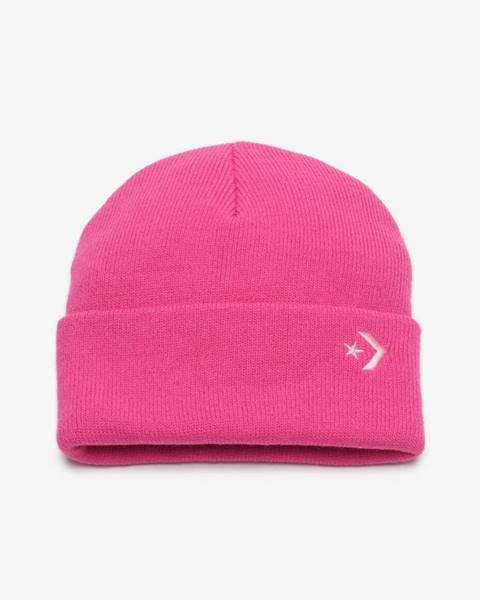 Ružová čiapka Converse