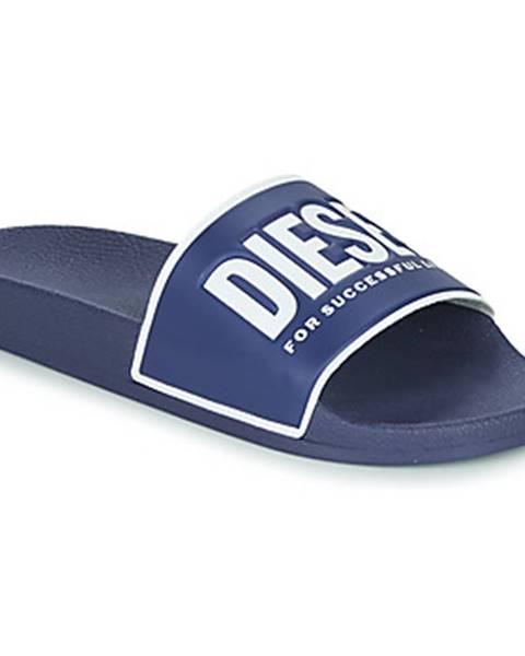 Modré sandále Diesel