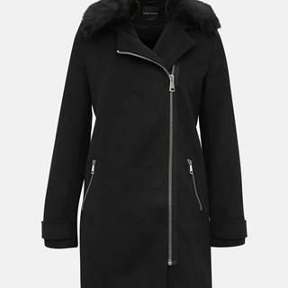 TALLY WEiJL Čierny kabát TALLY WEiJL