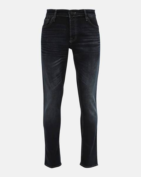ONLY & SONS Tmavomodré slim fit rifle ONLY & SONS Loom