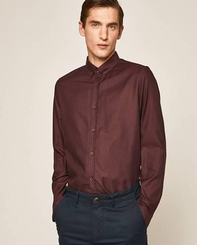 Burgundská košeľa MEDICINE
