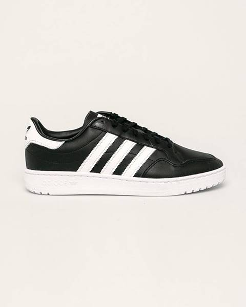 Čierne topánky adidas Originals