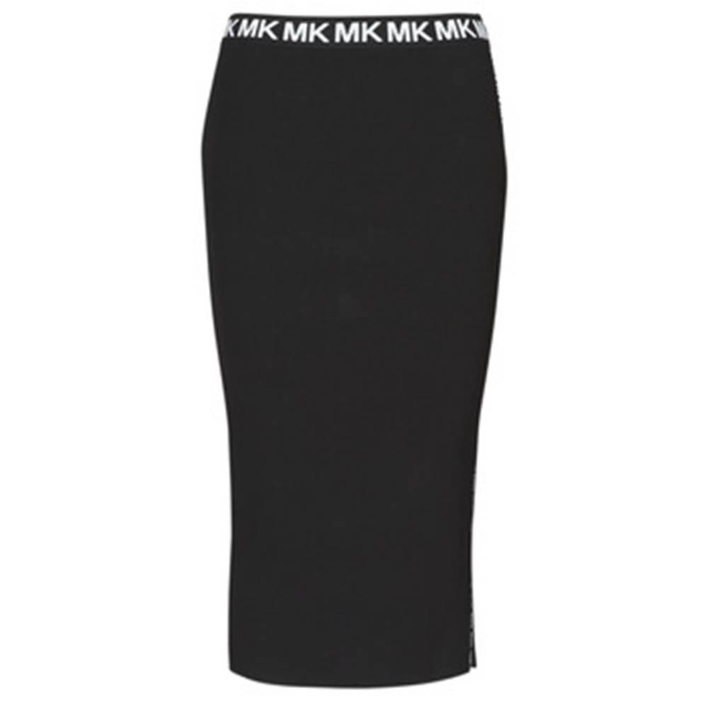 MICHAEL Michael Kors Sukňa MICHAEL Michael Kors  MK TRIM TUBE SKIRT