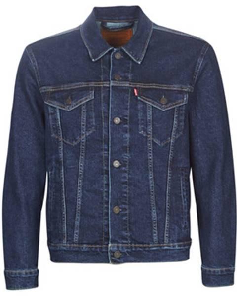 Modrá džínsová bunda Levis