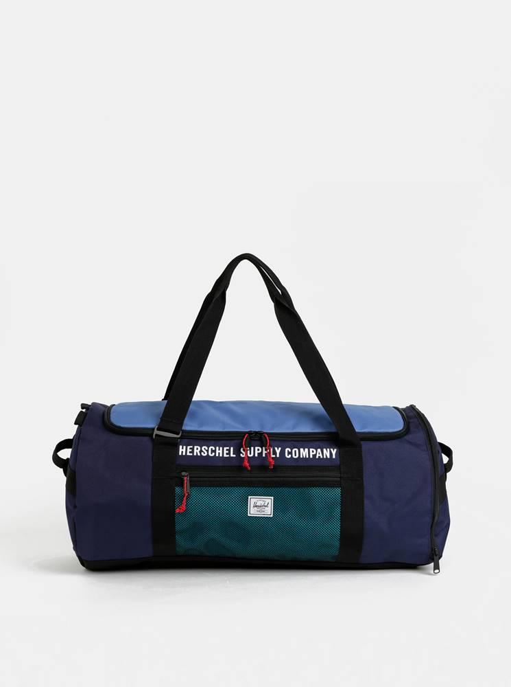Tmavomodrá cestovná taška H...