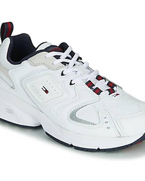 Biele tenisky Tommy Jeans