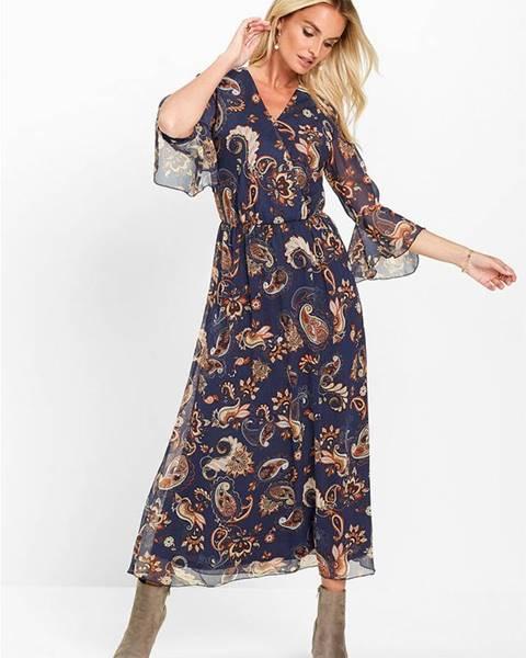 bonprix Šifónové šaty