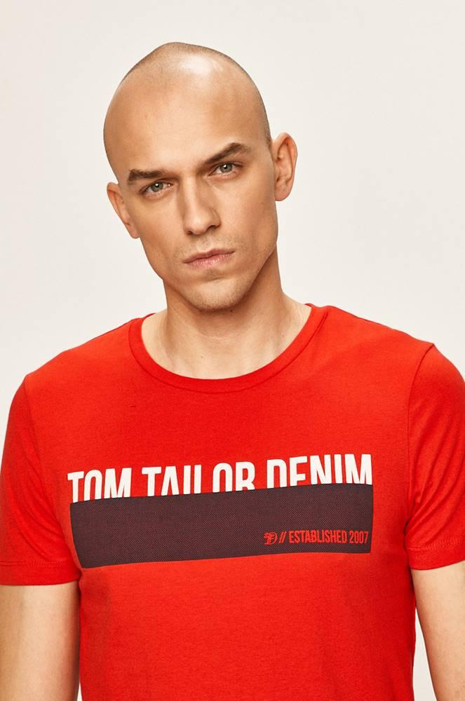 Tom Tailor Denim Tom Tailor Denim - Pánske tričko