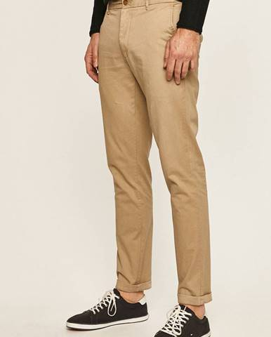 Béžové nohavice Izod