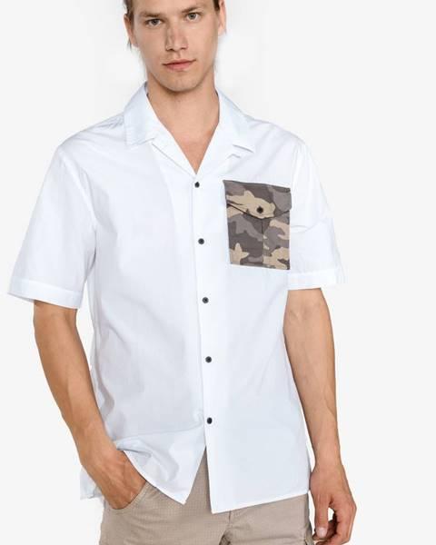 Biela košeľa Antony Morato