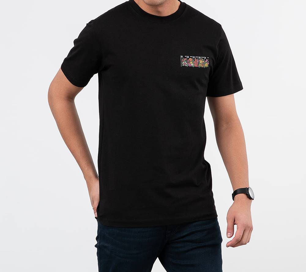 Soulland Soulland Rossell Tee Black