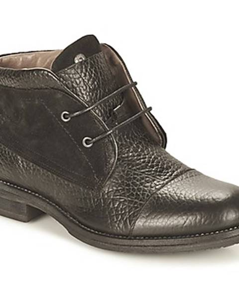 Čierne topánky Coqueterra