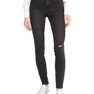 Vero Moda Seven Jeans Čierna