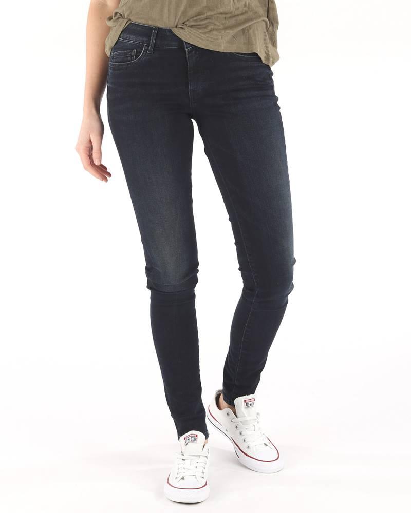 Pepe jeans Pepe Jeans Pixie Jeans Modrá