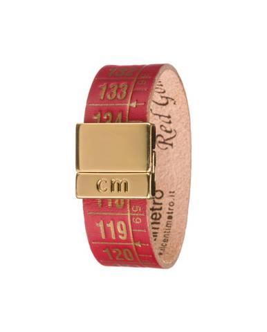Červený náramok Il Centimetro