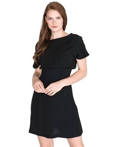 Čierna sukňa Pinko
