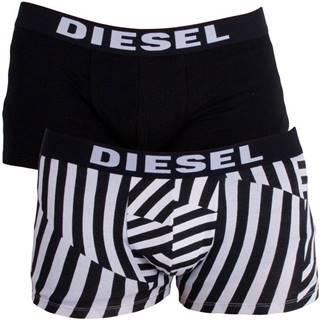2PACK pánske boxerky Diesel viacfarebné