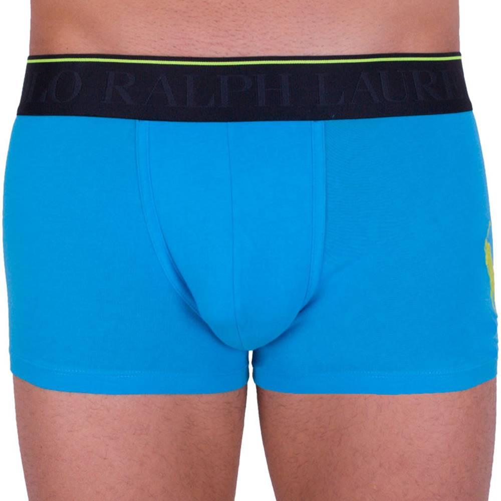Ralph Lauren Pánske boxerky Ralph Lauren modré