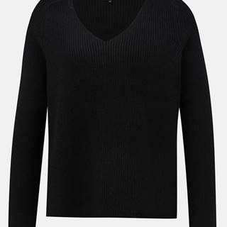 Čierny basic sveter ONLY Mischa