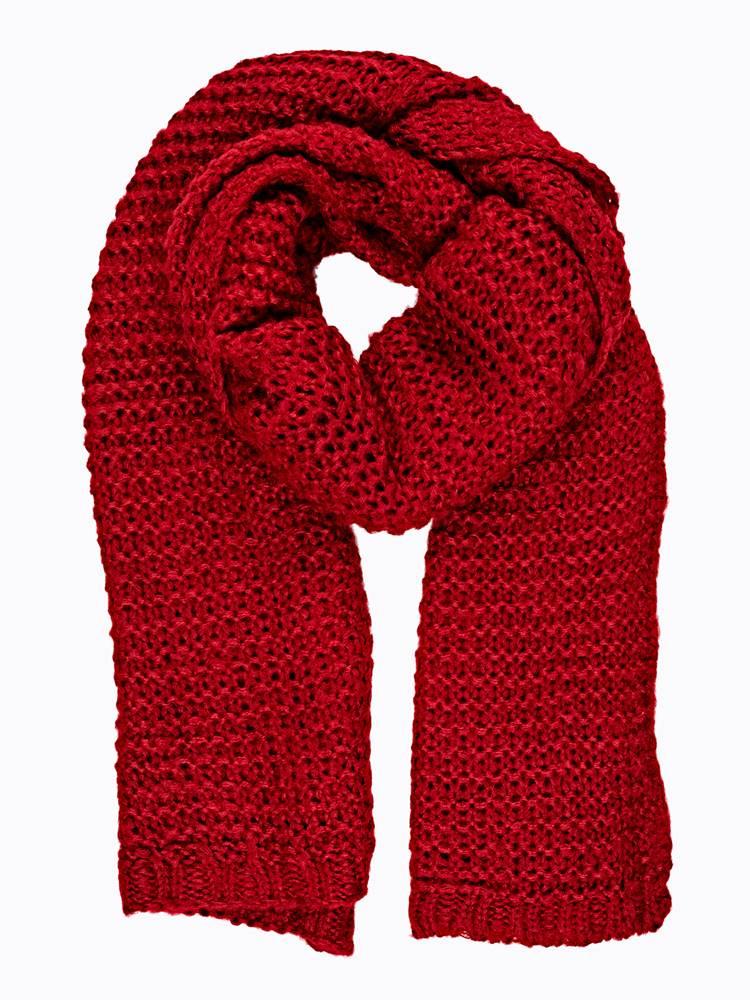 Dlhý pletený šál