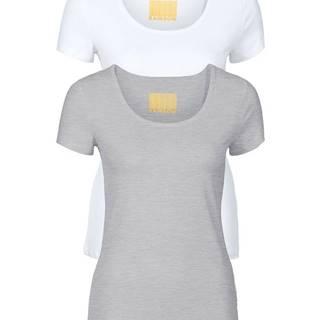 Dámske tričko 2ks, okrúhly výstrih