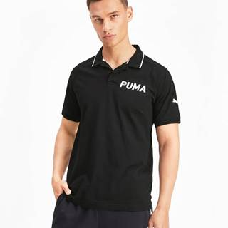 Puma Modern Sports Polo tričko Čierna