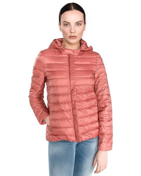 Ružová bunda Geox