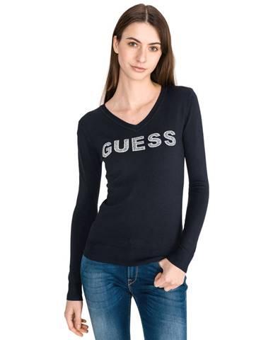 Modrá mikina Guess