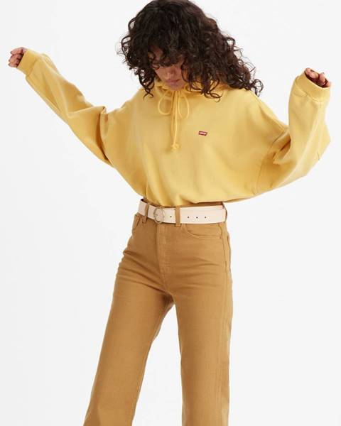 Žltá mikina LEVI'S