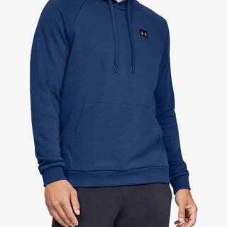 Mikina Under Armour Rival Fleece Po Hoodie Modrá