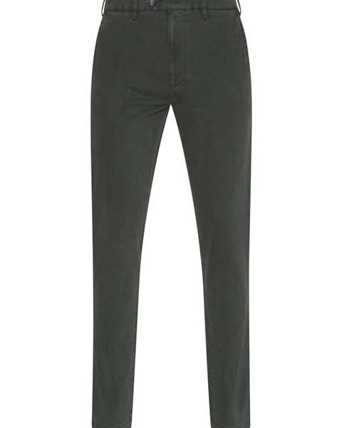 Zelené nohavice Pietro Filipi