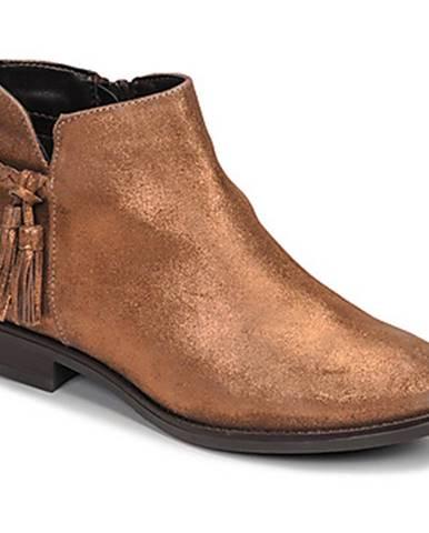 Zlaté topánky André