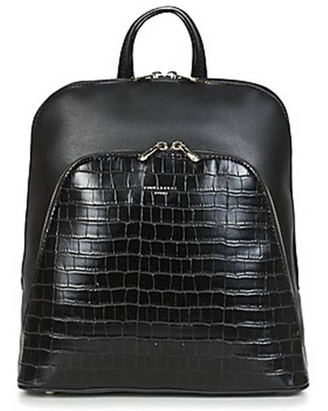 Čierny batoh David Jones