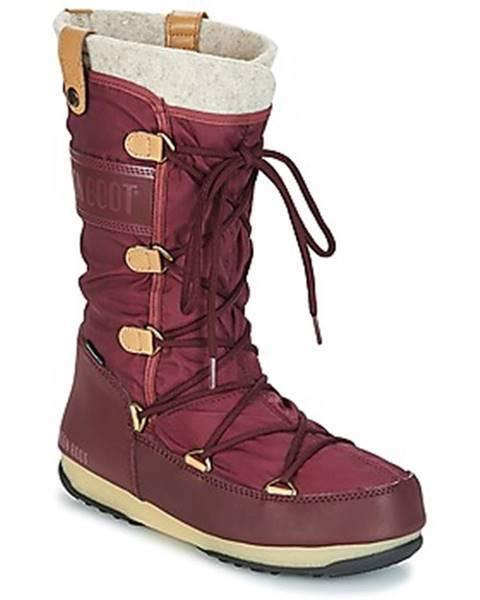 Bordové topánky Moon Boot