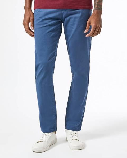 Modré kraťasy Burton Menswear London