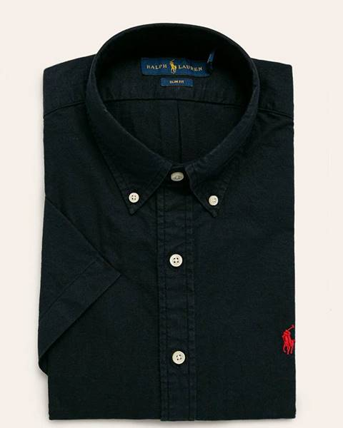 Tmavomodrá košeľa Polo Ralph Lauren