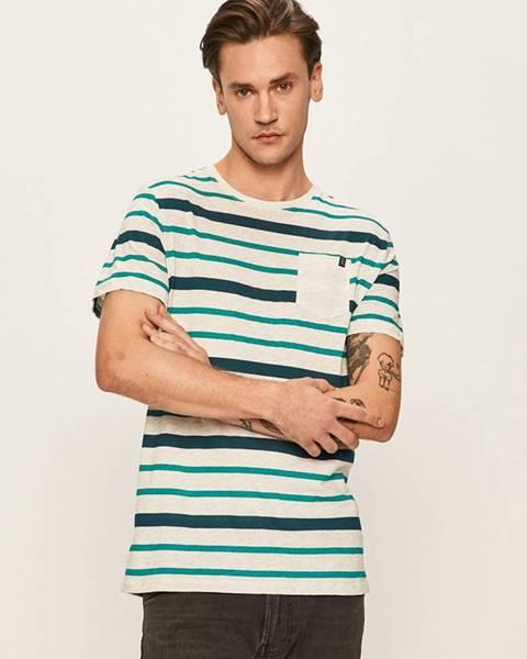 Viacfarebné tričko Tom Tailor Denim