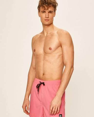 Ružové plavky Quiksilver