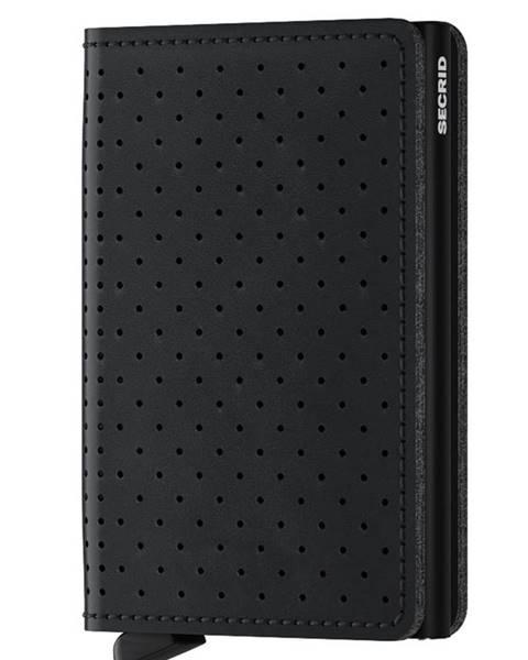 Čierna peňaženka Secrid