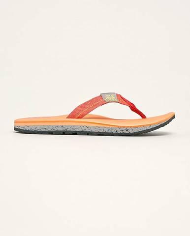 Oranžové sandále Jack Wolfskin