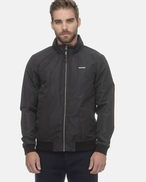 Čierna bunda Ragwear