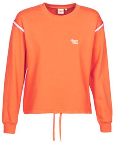Oranžová mikina Rip Curl