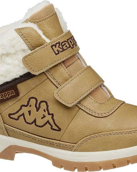 Béžové členková obuv Kappa